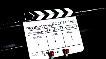 Everyone Loves A Clapperboard Pic