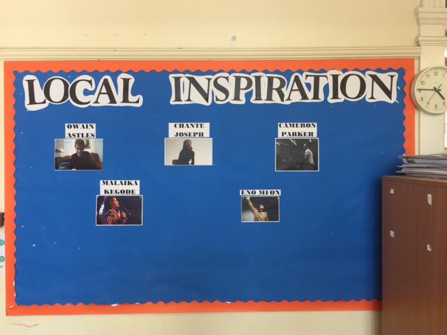 Local Inspiration Board Summerhill
