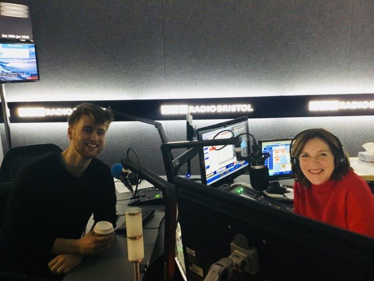 BBC Radio Bristol Interview