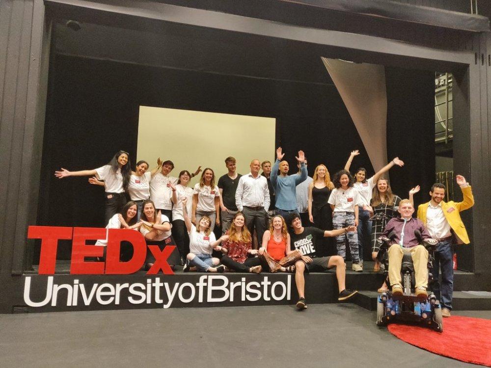 TEDx Team Photo